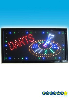 LED Sign: DARTS