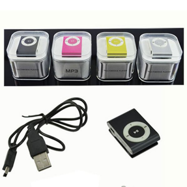 MP3-Player mit Clip