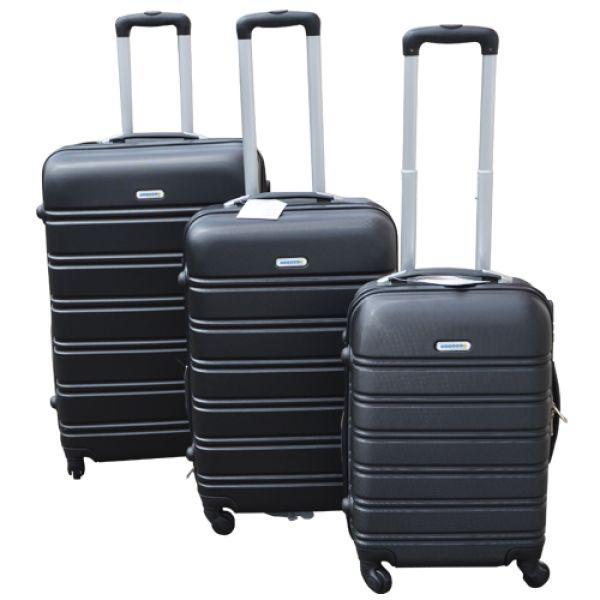 Koffer-Set<br> Hartschale<br> 3-teilig ABS, ...
