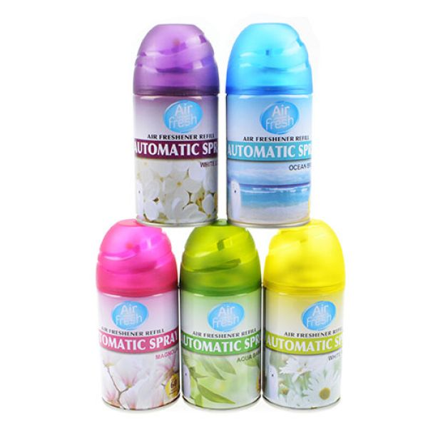 Refills Home Fragrance Air-Fresh 250ml 5 fragrance