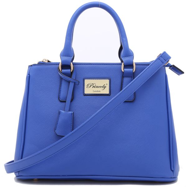 Princely Handtasche Blau