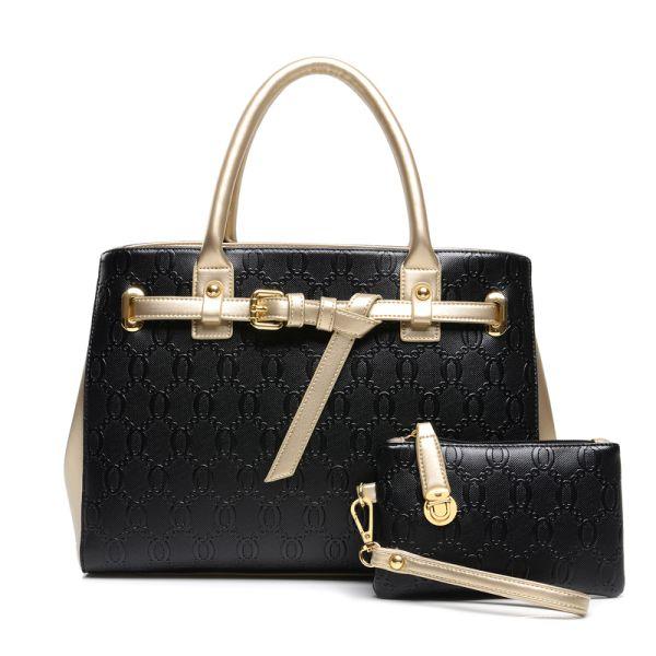 Bags Set 2 - piece<br>in black