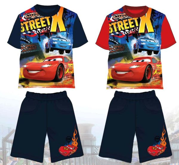 Disney Cars, Cars<br> 2 piece set 3-8<br>years