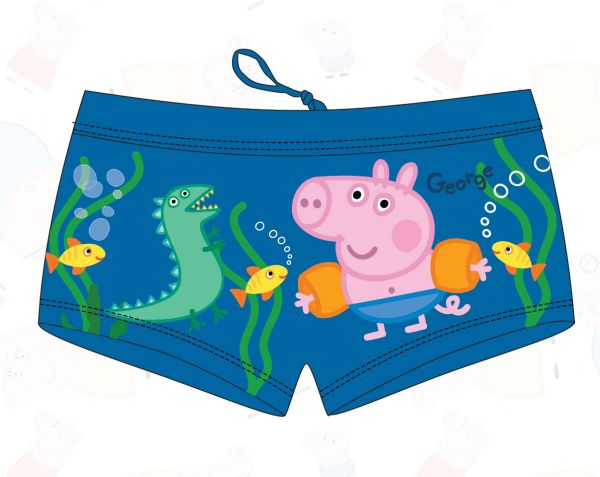 Peppa Pig George<br> children&#39;s<br>swimming shorts, s