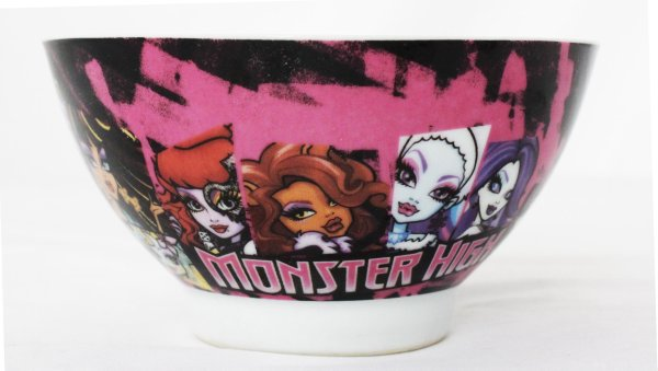 Monster High<br>müzlistálka (480 ml)