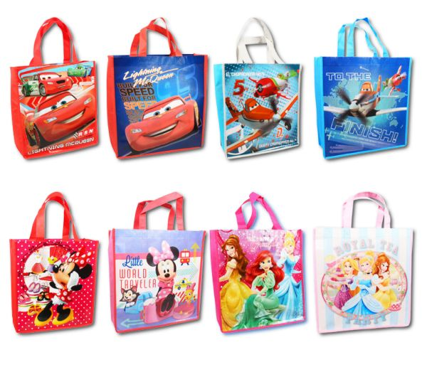 Shopping Bag<br>Disney 34 x 32 cm