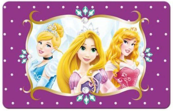 Mat Disney<br> -Prinzessinnen,<br>Princess 3D