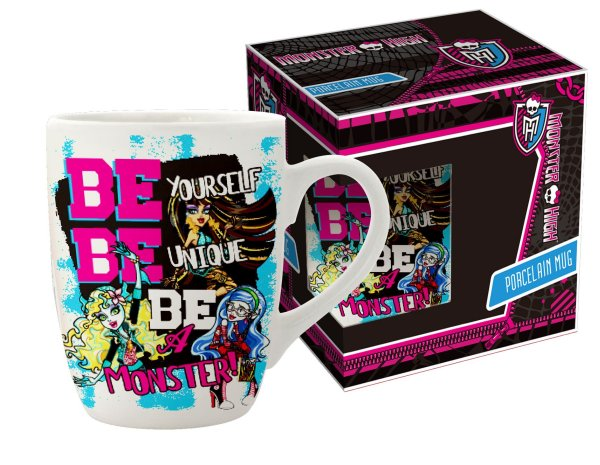 Monster High mug<br>(10.oz, 296ml)
