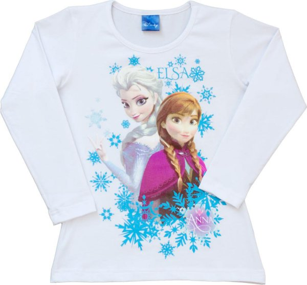 Children&#39;s<br> T-shirt, top<br> Disney Frozen, ...