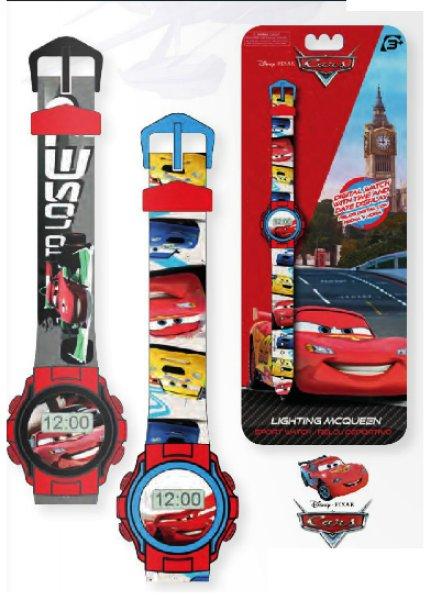 Digital watch<br>Disney Cars, Cars