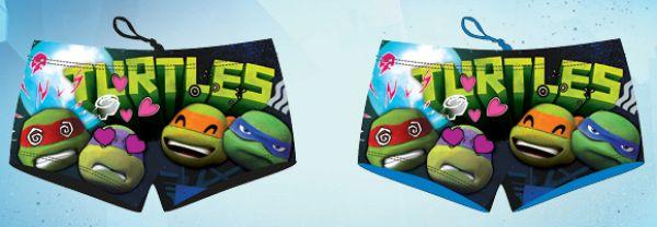 Teenage Mutant<br> Ninja Turtles<br> enfants short de ...