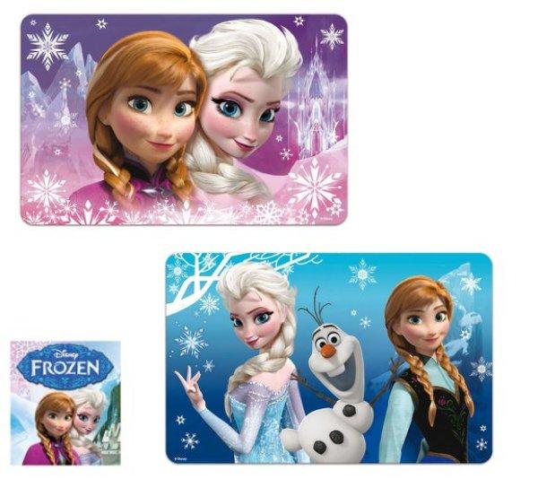 Mat Disney Frozen,<br>Frozen 3D