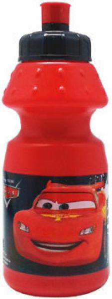 Water bottle,<br> sports bottle<br>Disney Cars, Cars