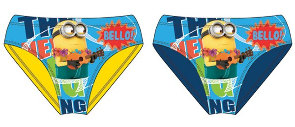 Minions child<br> swimming trunks<br>98-128cm