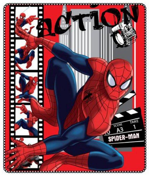 Fleecedecke<br> Spiderman,<br> Spiderman 120 * ...