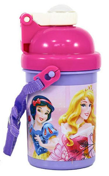 Water bottle,<br> sports bottle<br> Disney Princess, ...
