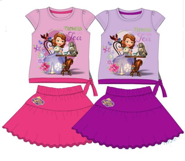Disney Sofia,<br> Sofia, 2-piece set<br>2-6 years