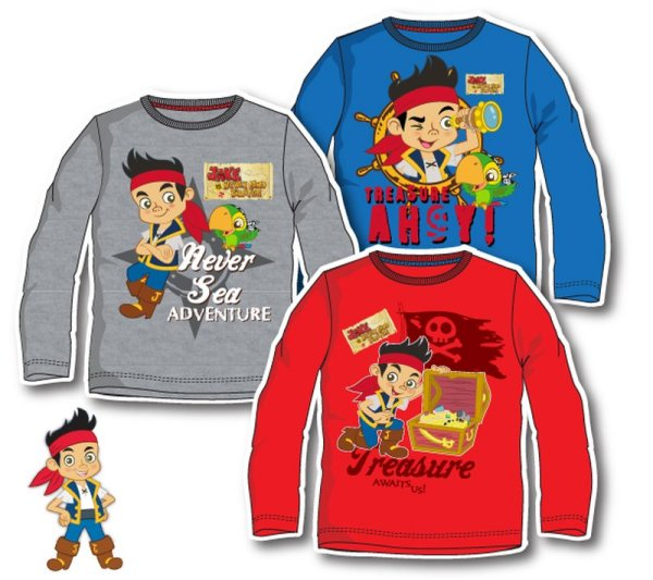 Children&#39;s<br> long-sleeved<br> T-shirt Jake and ...