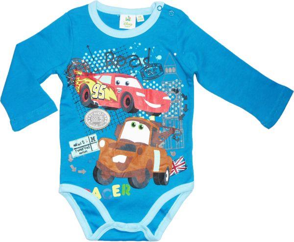 Baby body,<br> kombidressz Disney<br>Cars, Cars (50-86)