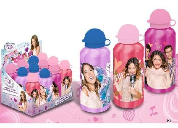 Aluminum bottle<br> Disney Violetta<br>500ml