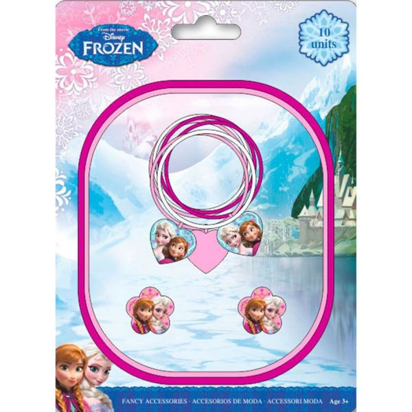 Disney Frozen,<br> frozen headband,<br>bracelet set