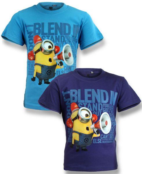 Dzieci T-shirt,<br>top Minionki lat 3-8