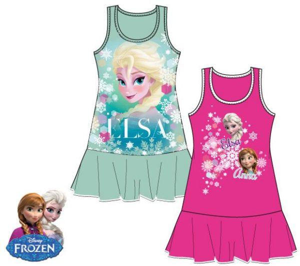 Kindersommerkleidung<br> Disney Gefroren,<br>frozen 4-8 J