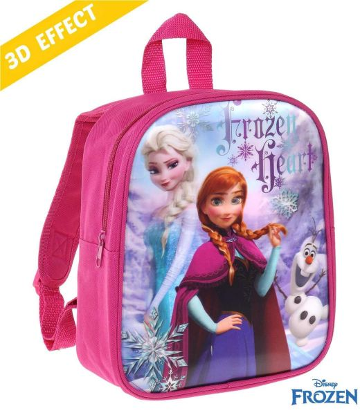 Backpack Bag<br> Disney frozen (3D<br>effect)