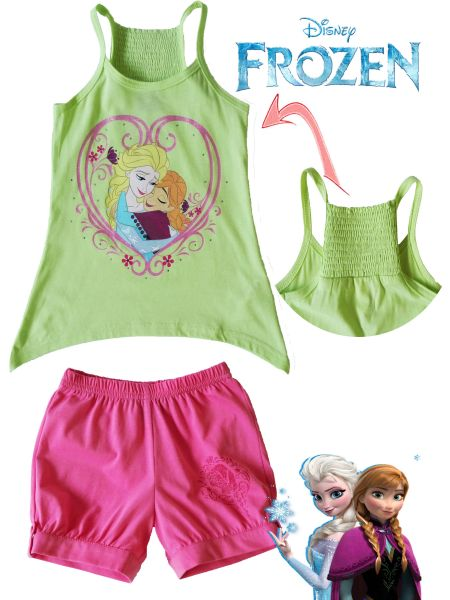 Disney Magic Ice,<br> Gefrier Kits,<br>kurze Tunika + nad