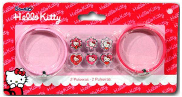 Hello Kitty<br>bracelet making kit