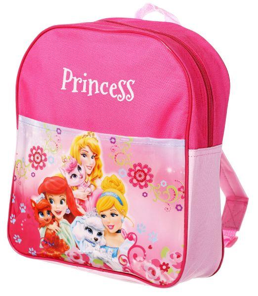 Plecak Disney<br> Princess Pałac<br>Zwierzęta 30cm