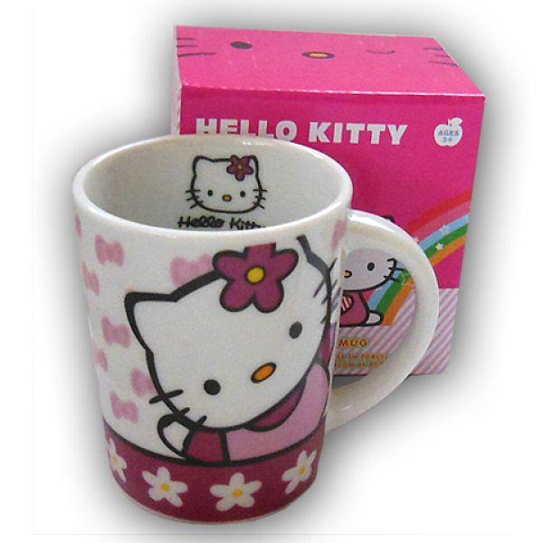 Hello Kitty mug<br>(8.oz, 236ml)