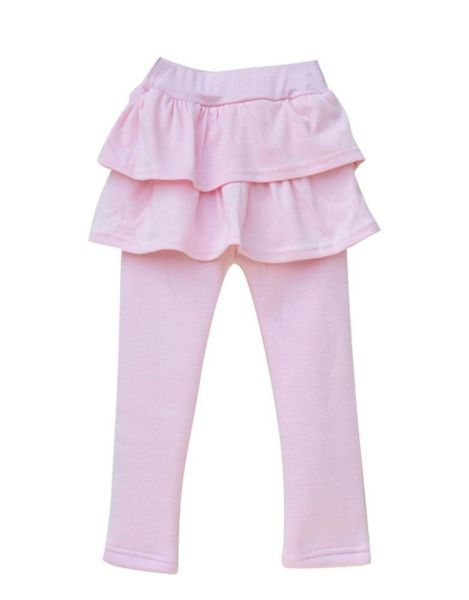 Spódnica + Legging<br> również dzieci<br>Różowy 104-110cm