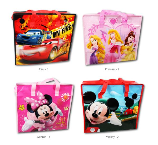 Shopping bag<br> Disney 33 x 13 x<br>44 cm