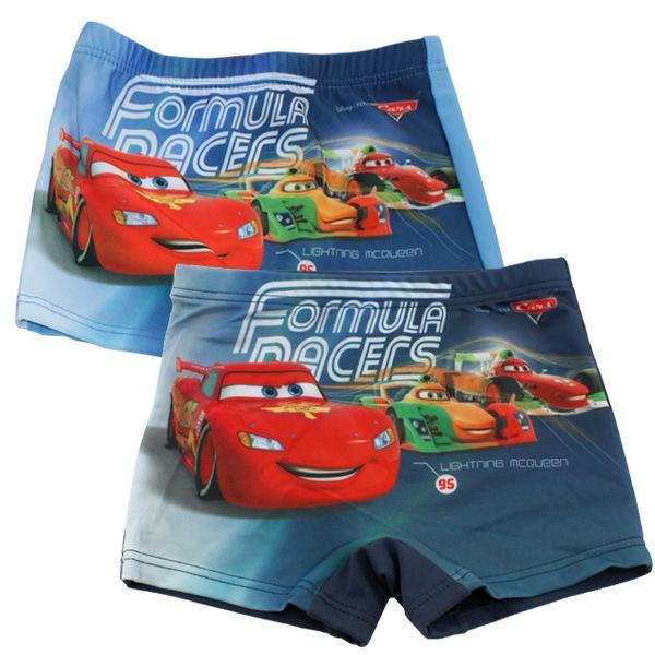 Disney Voitures,<br> Cars de shorts de<br>bain pour enfan