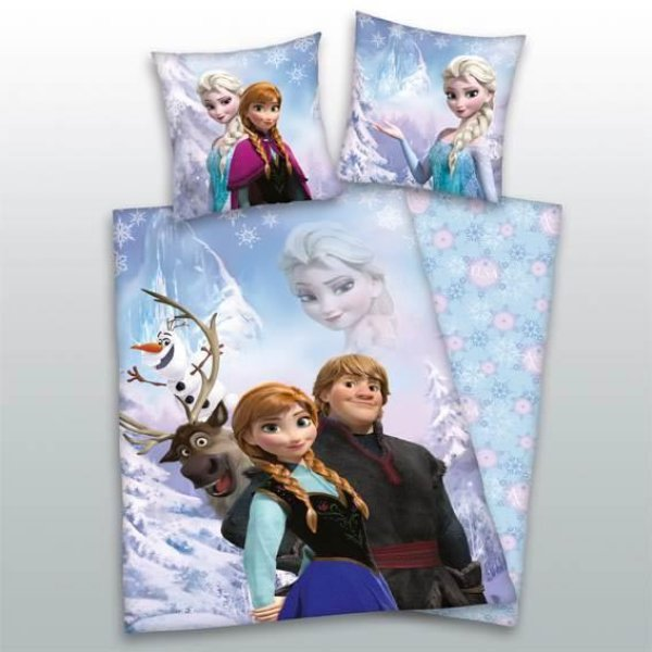 Literie bébé<br> Disney congelés,<br>Ice Magic 140 × 200c