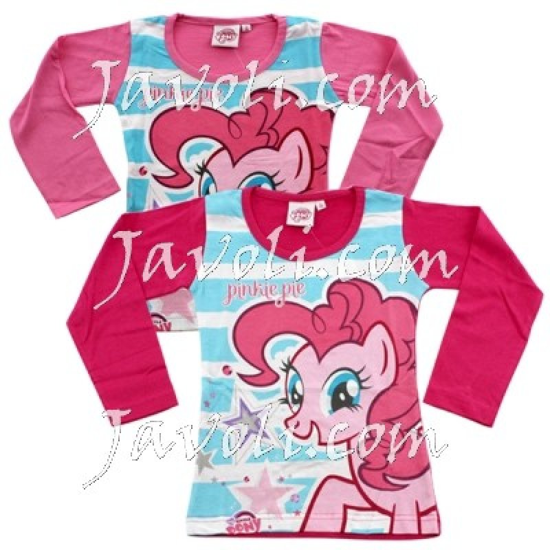 Kinder langen T-Shirt, top My Little Pony 92-116cm