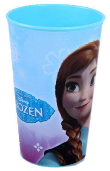 Disney Frozen,<br> Frozen glass,<br>plastic