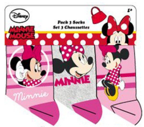 Kinder Socken<br>Disney Minnie 23-37