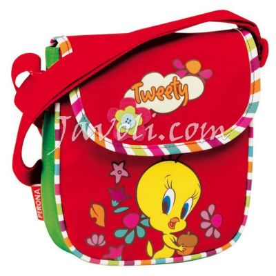 Holster Bag Warner<br> Bros Tweety<br>17x20x5cm