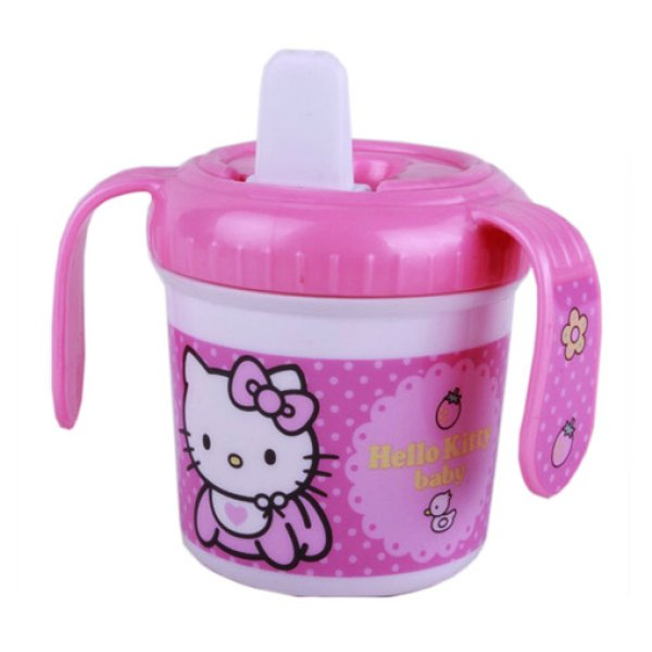 Itatópohár -<br>Glasbaby Hello Kitty