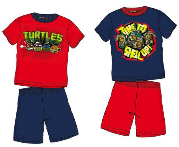 Children&#39;s<br> pajamas Ninja<br>Turtles 3-8 years