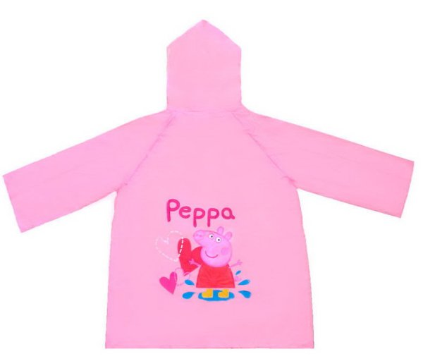 Peppa Pig Raincoat<br>4,6,8 years