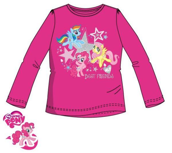 Children&#39;s<br> long t-shirt, top<br>My Little Pony 3-