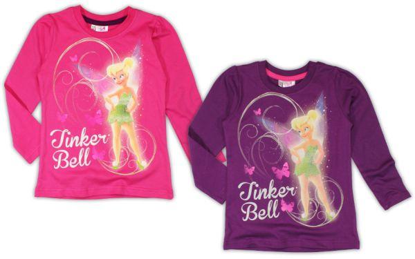 À manches longues<br> T-shirt pour<br>enfants Disney Fée