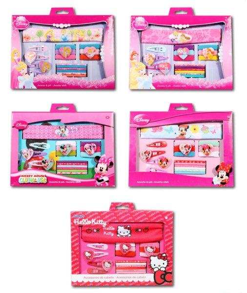 Disney Haarspange, Haarband-Set