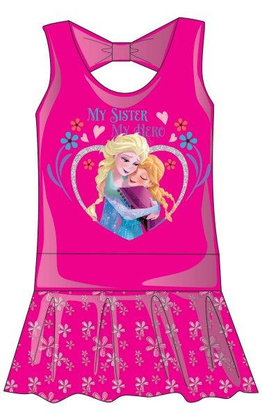 Disney Frozen,<br> Gefrorene<br> Sommerkleid ...