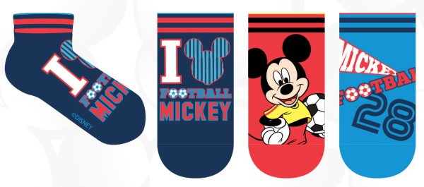 Children secret<br> socks Disney<br>Mickey 23-34