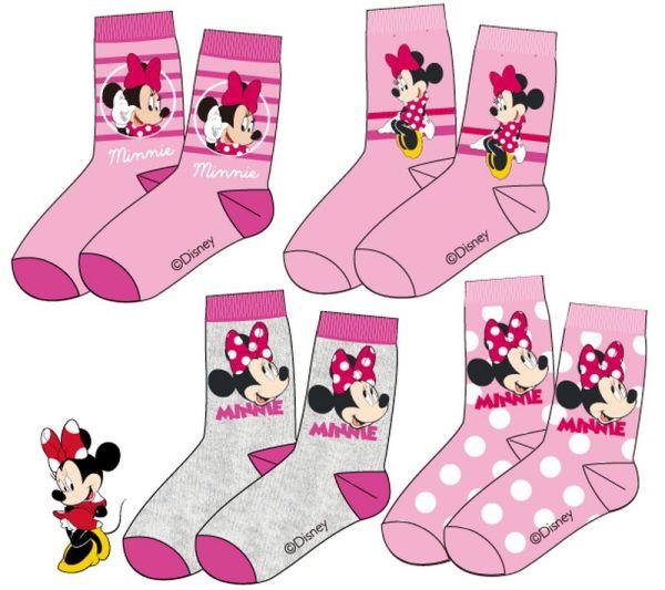 Les chaussettes<br>Disney Minnie 23-37