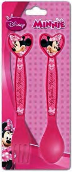 Cutlery Set - 2<br>Piece Disney Minnie